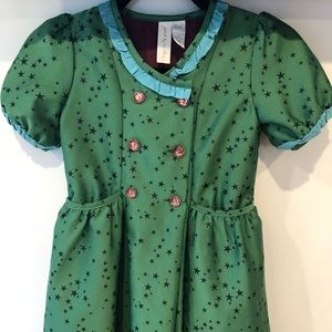 Matilda Jane girls holiday dress size 8